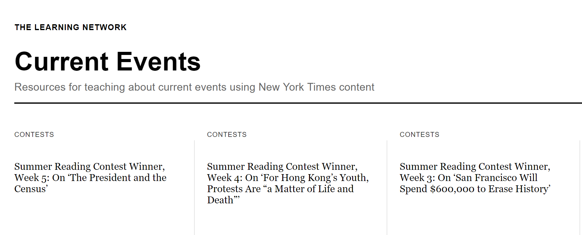 seo content current events